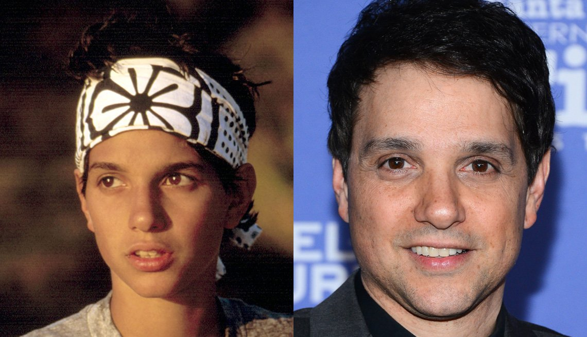 Ralph Macchio, Actor, Portrait, The Karate Kid, The Brat Pack Then And Now
