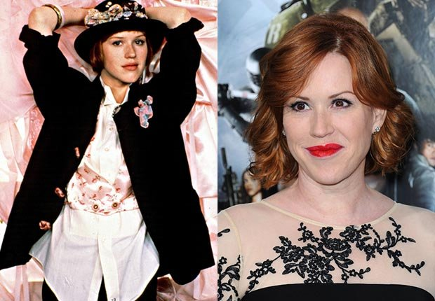 Molly Ringwald, Brat Pack: Where Are They Now?