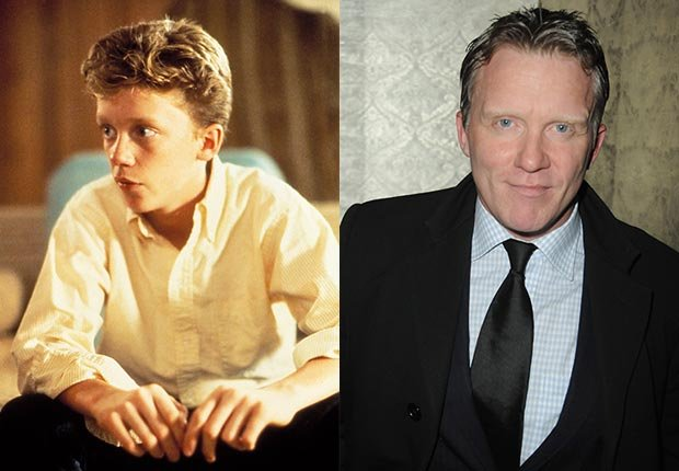 Anthony Michael Hall, Brat Pack: Where Are They Now?