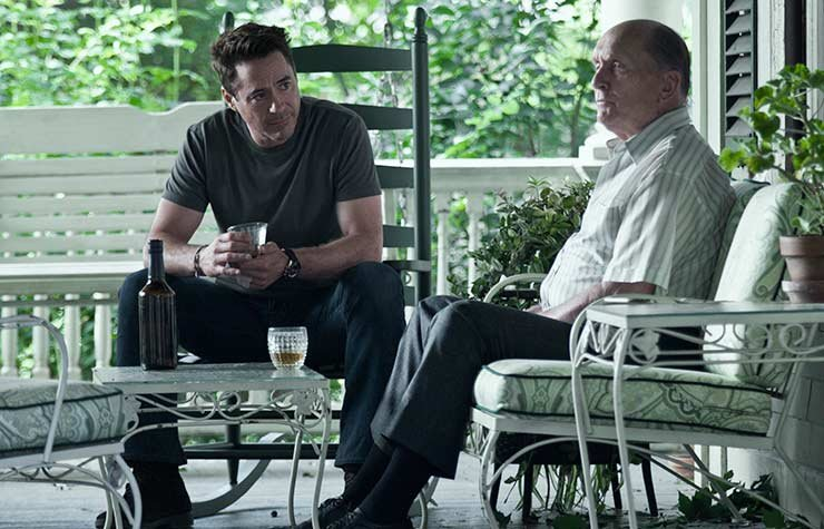 Robert Downey Jr. and Robert Duvall Star in The Judge.