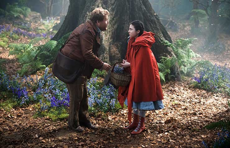 Holiday Movies for Grownups, Into The Woods, Movie