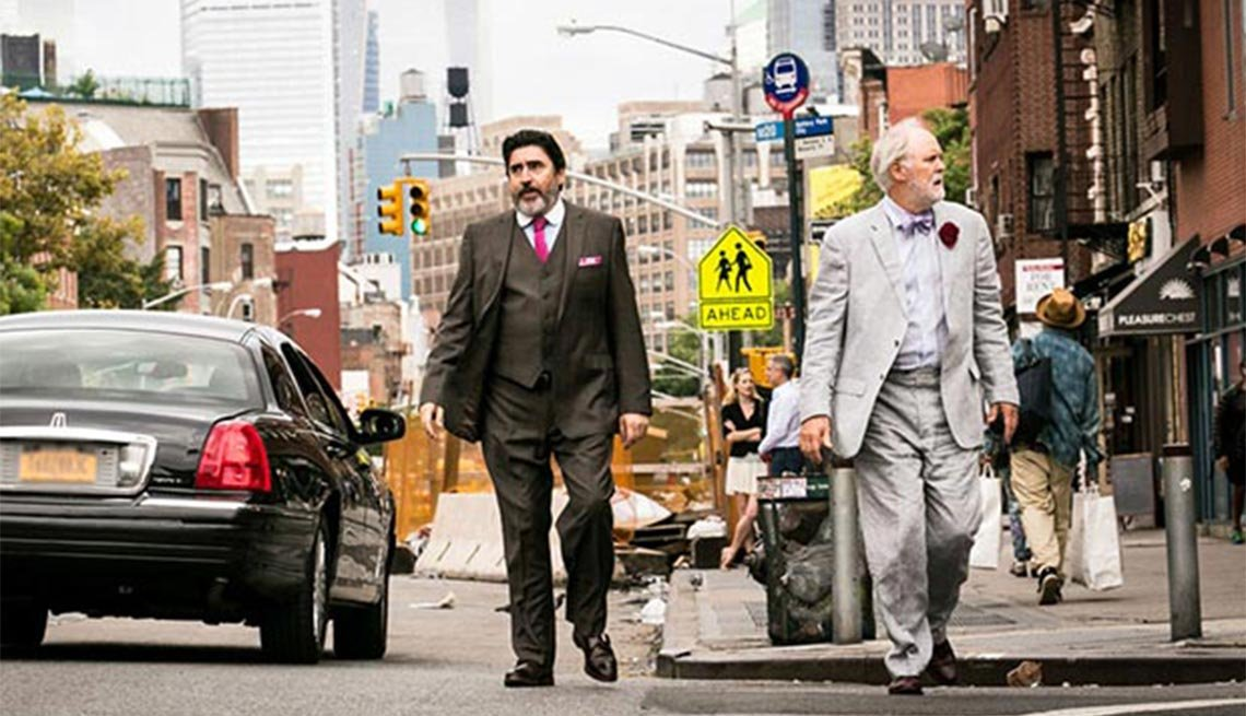 Alfred Molina, John Lithgow, Love Is Strange