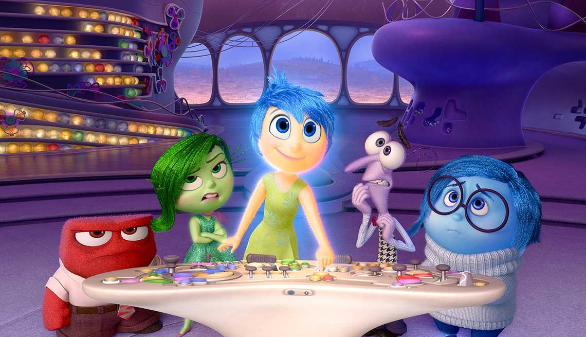 2015 Summer Movie Preview, Inside Out