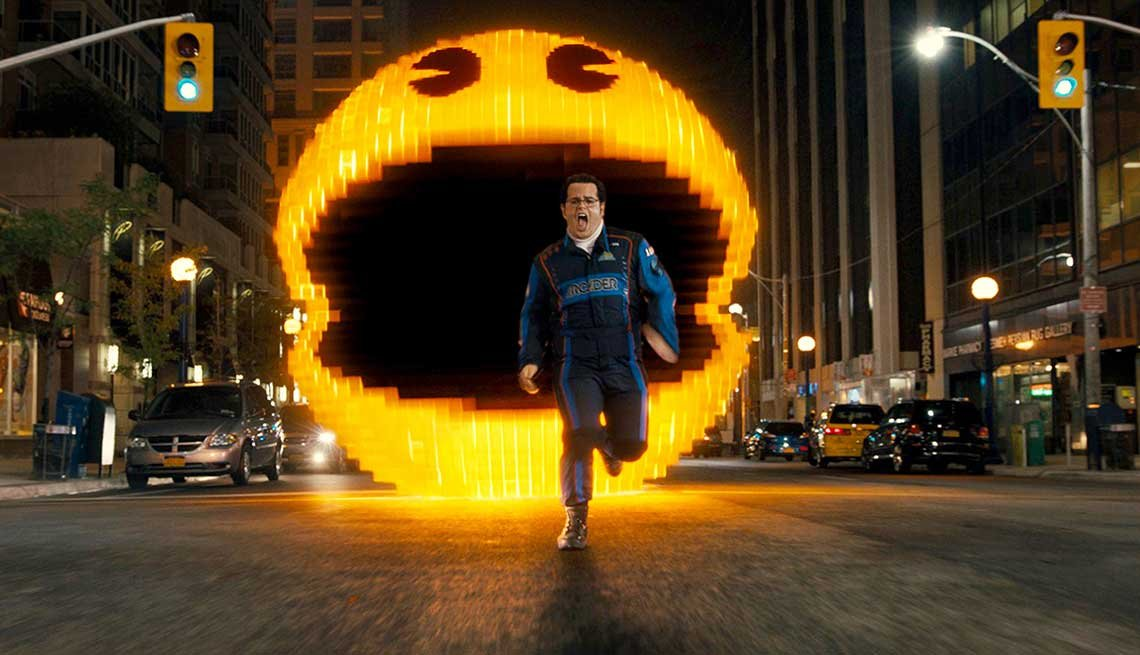 2015 Summer Movie Preview, Pixels