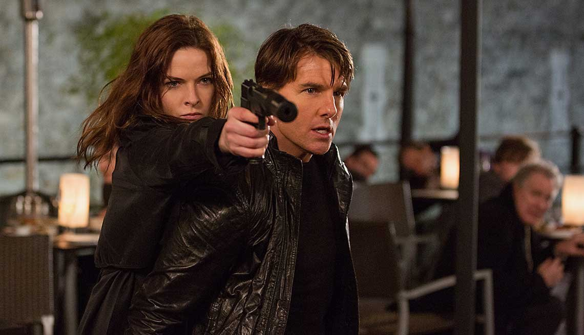 2015 Summer Movie Preview, Rogue Nation