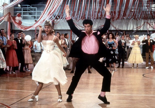 Greatest Summer Movie Blockbusters, Grease