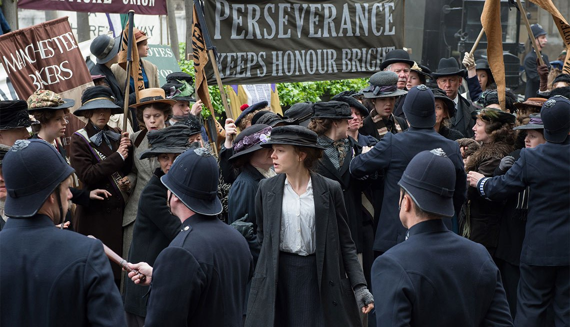 2015 Fall Movie Preview, Suffragette