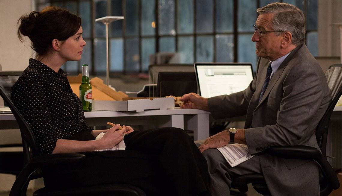 2015 Fall Movie Preview, The Intern