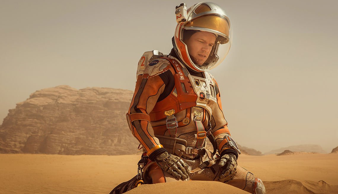 2015 Fall Movie Preview, The Martian