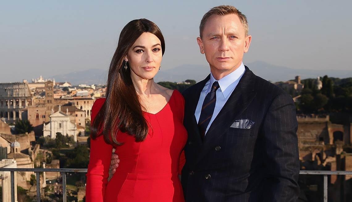 Bond Girls, Monica Bellucci
