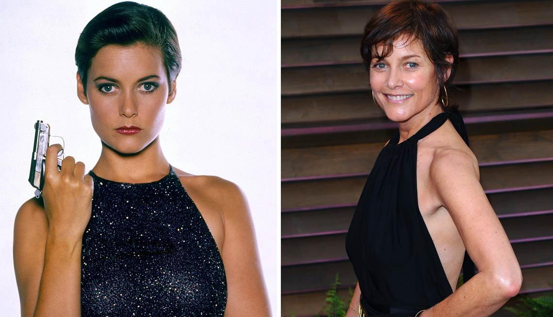 Bond Girls, Carey Lowell