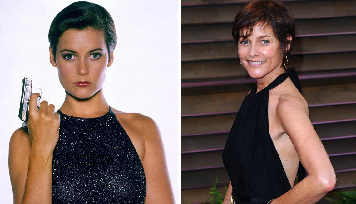 Bond Girls, Carey Lowell