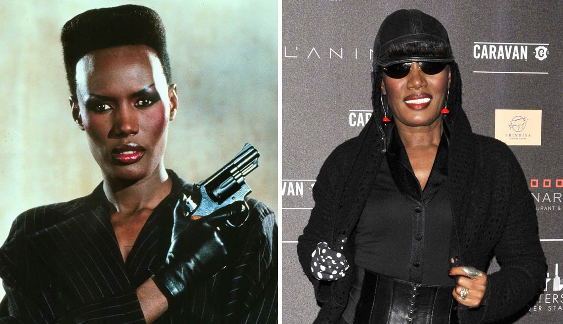 Bond Girls, Grace Jones