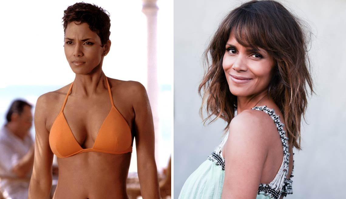 Bond Girls, Halle Berry