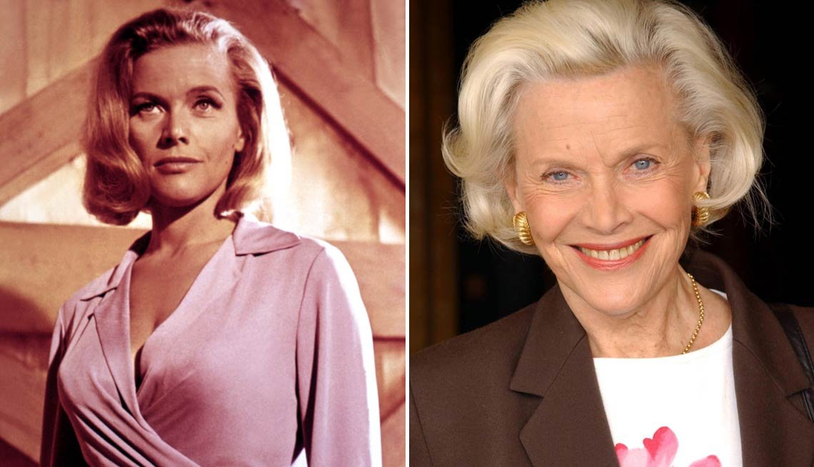 Bond Girls, Honor Blackman