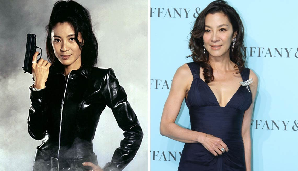 Bond Girls, Michelle Yeoh