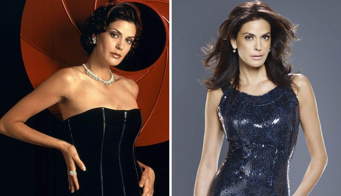 Bond Girls, Teri Hatcher