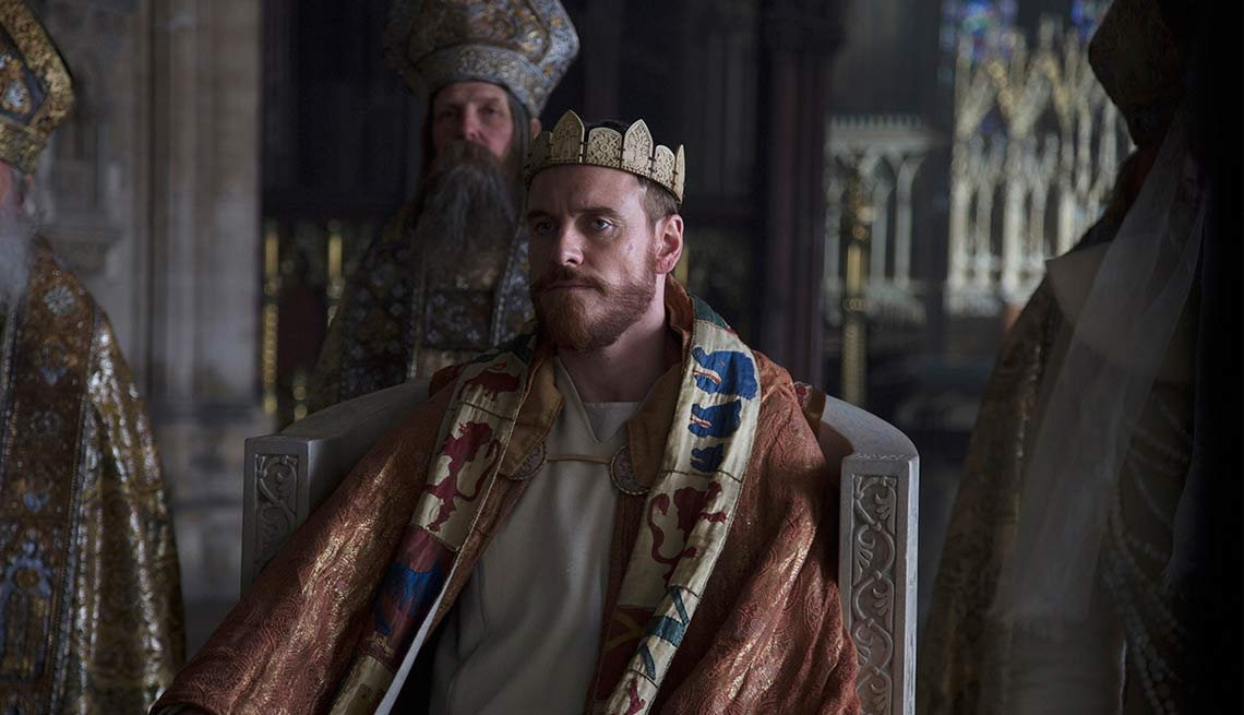 2015 Holiday Movie Preview, Macbeth