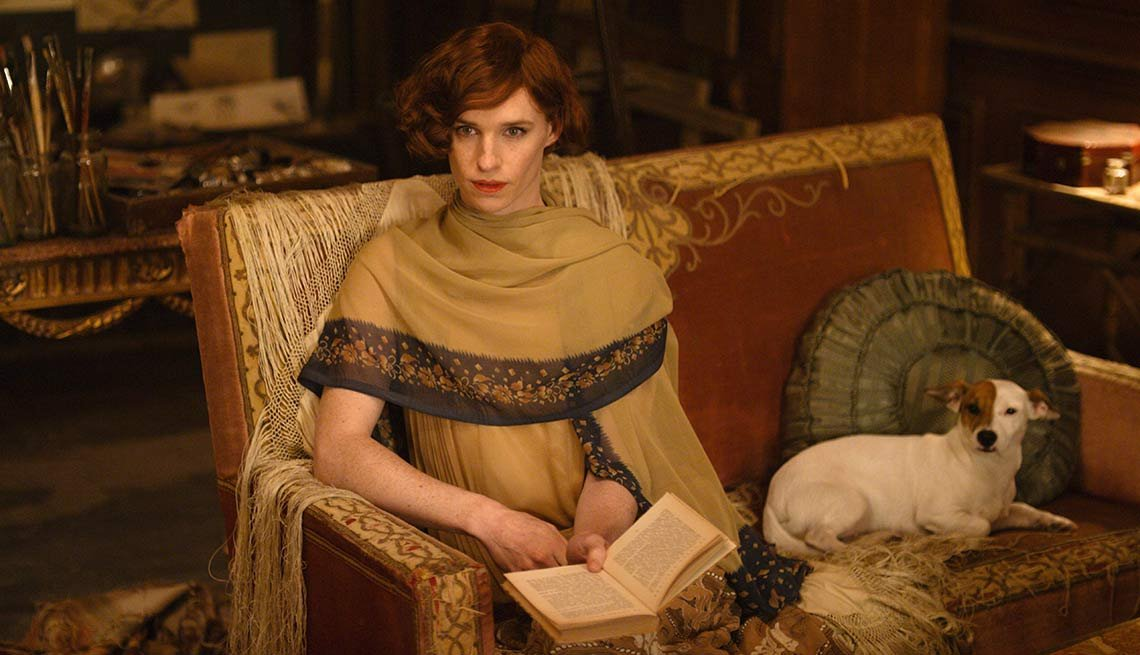 Top Movies of 2015, The Danish Girl
