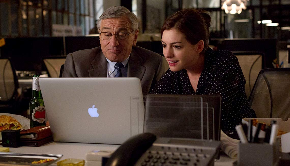 Top Movies of 2015, The Intern