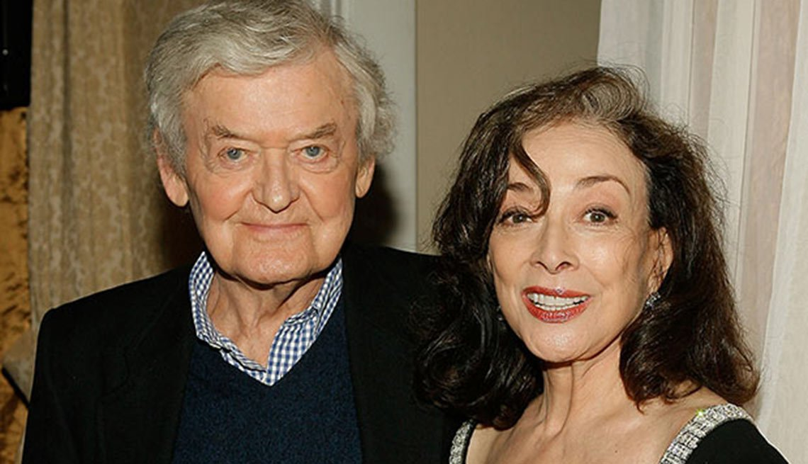 Movies for Grownups Career Achievement Hall of Fame, Hal Holbrook