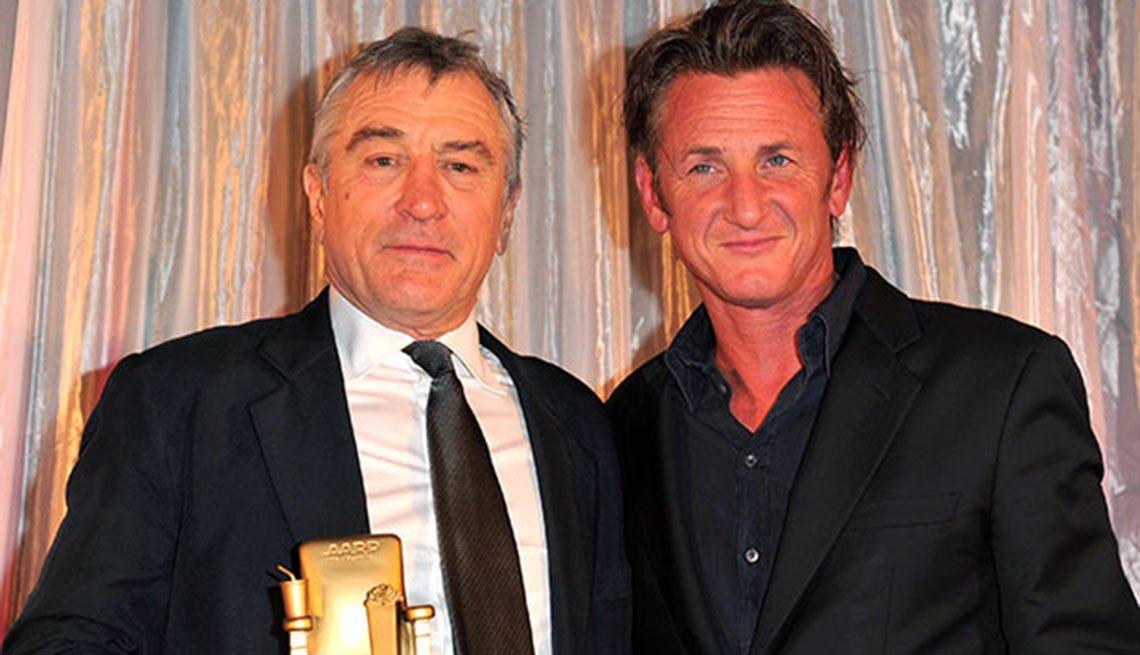 Movies for Grownups Career Achievement Hall of Fame, Robert De Niro