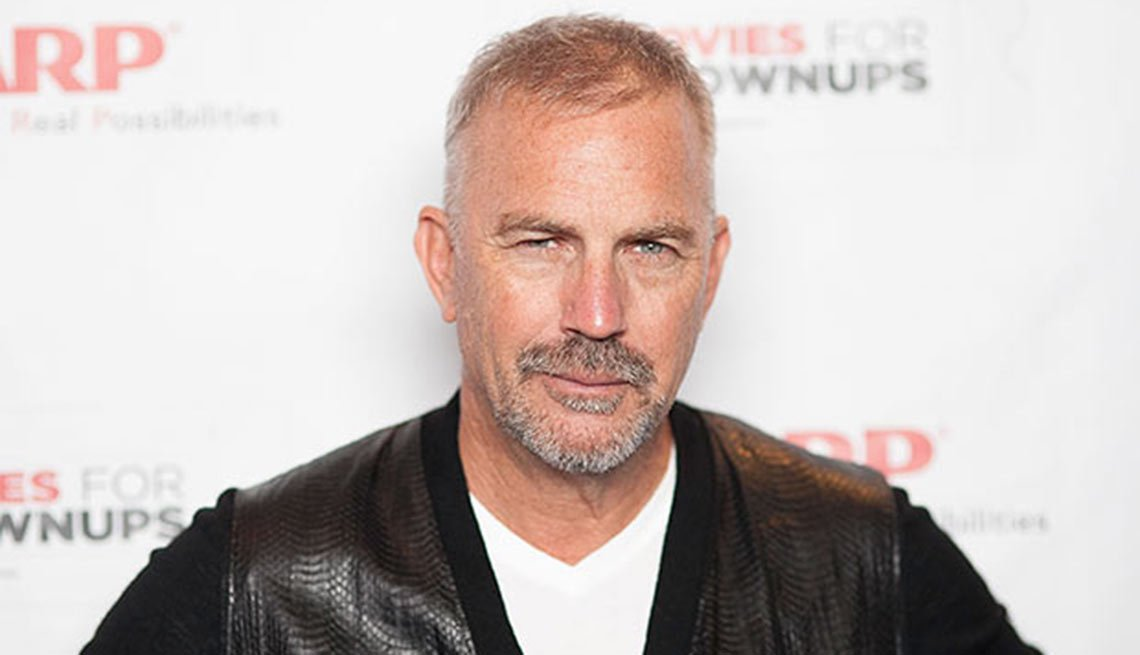 Movies for Grownups Career Achievement Hall of Fame, Kevin Costner