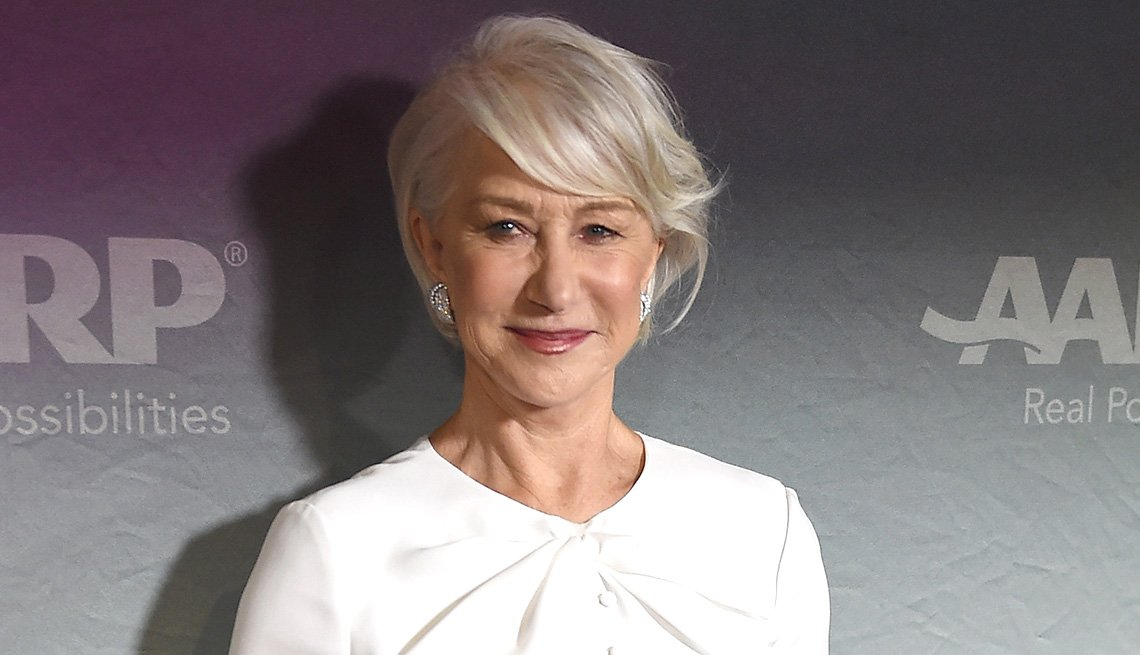 Helen Mirren movie premier Leisure Seeker