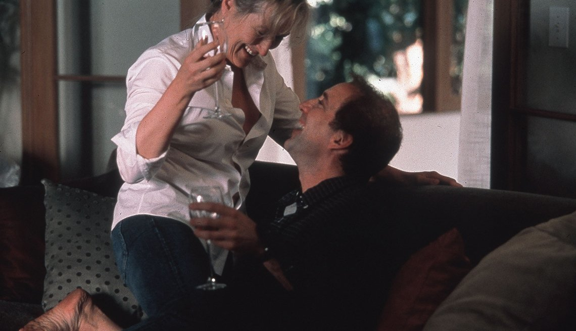 Meryl Streep and Her Men Slideshow
