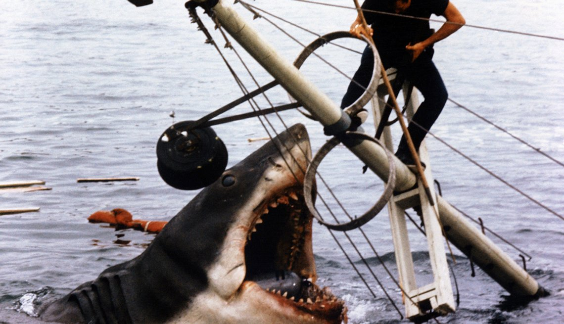 Jaws, Movie, Readers Choice: The Essential Boomer Movies
