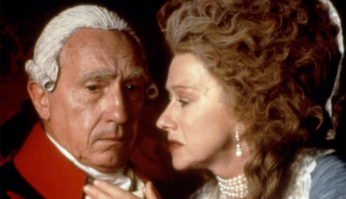Nigel Hawthorne, The Madness of King George (1994)