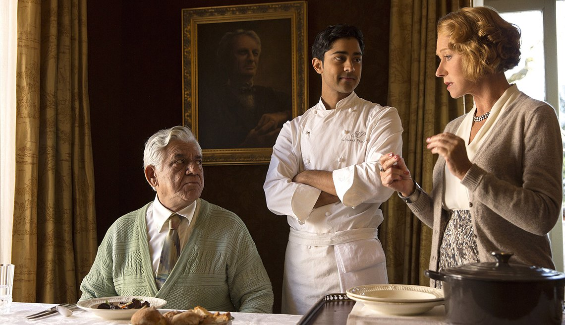 Om Puri, The Hundred-Foot Journey (2014)
