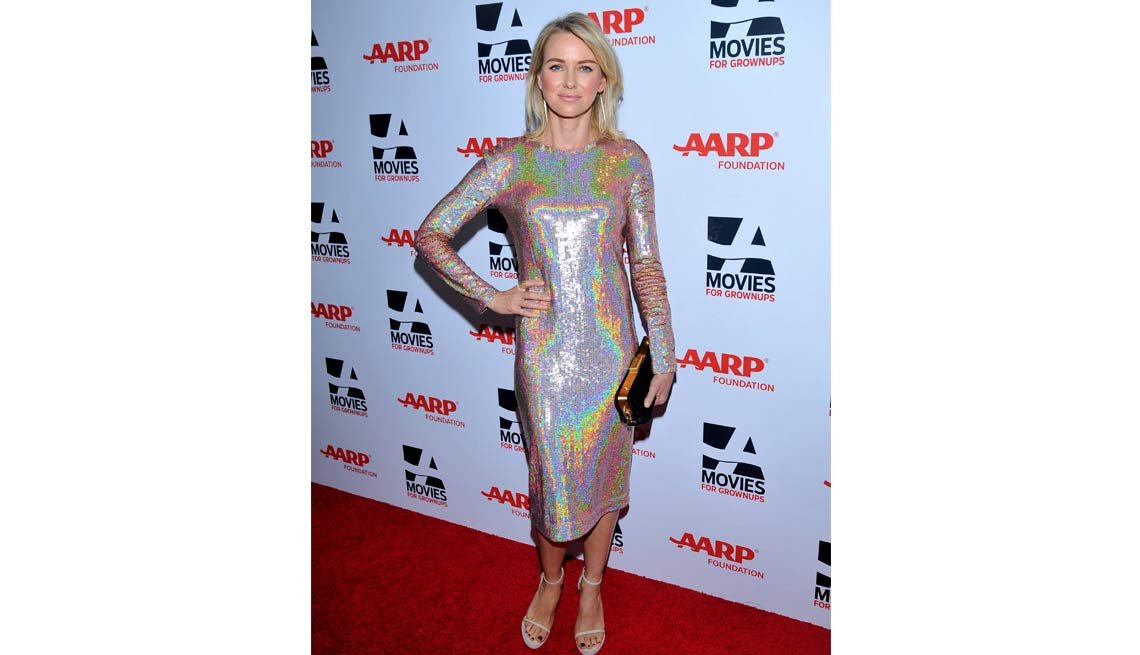 2014 AARP's Movies for GrownUps Gala, Naomi Watts