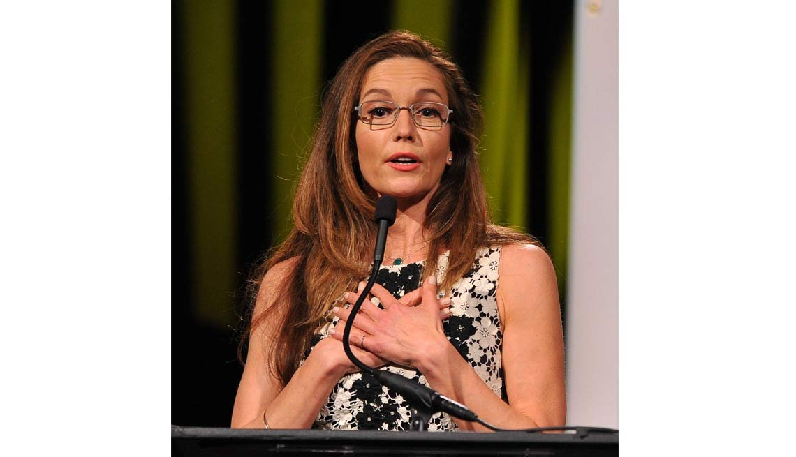 2014 AARP's Movies for GrownUps Gala, Diane Lane