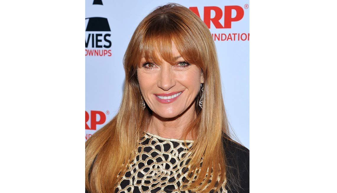 2014 AARP's Movies for GrownUps Gala, Jane Seymour