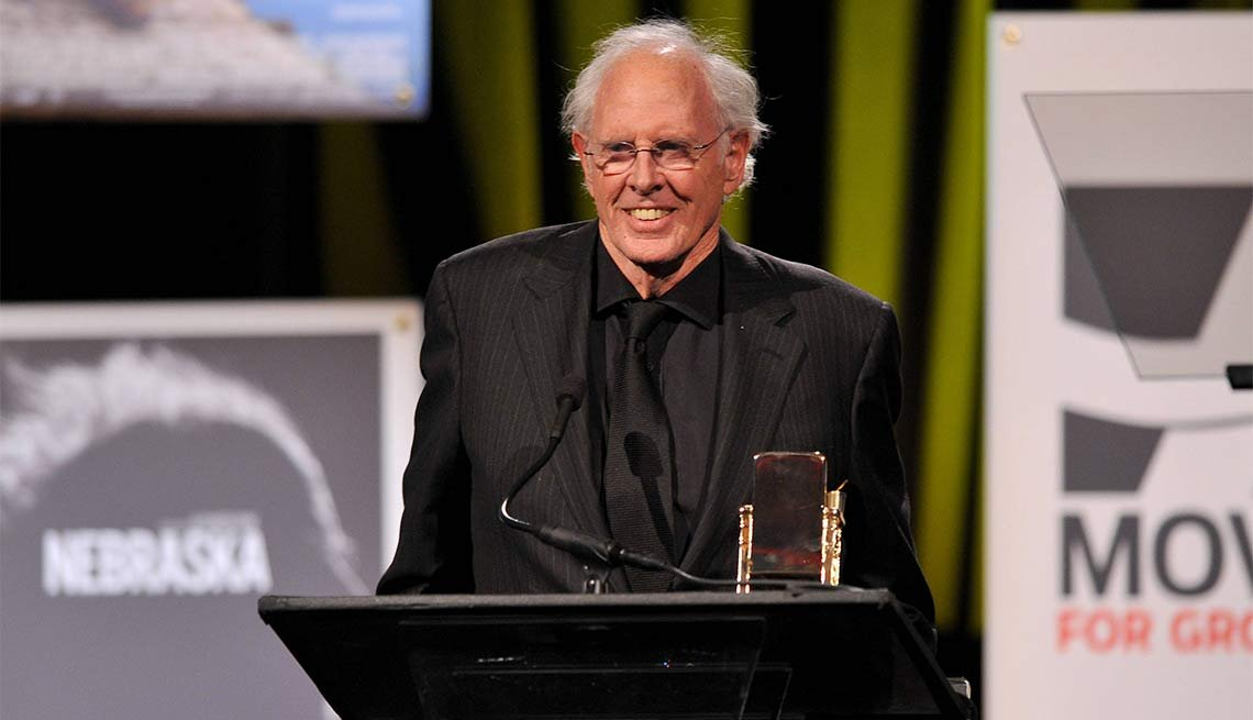 2014 AARP's Movies for GrownUps Gala, Bruce Dern