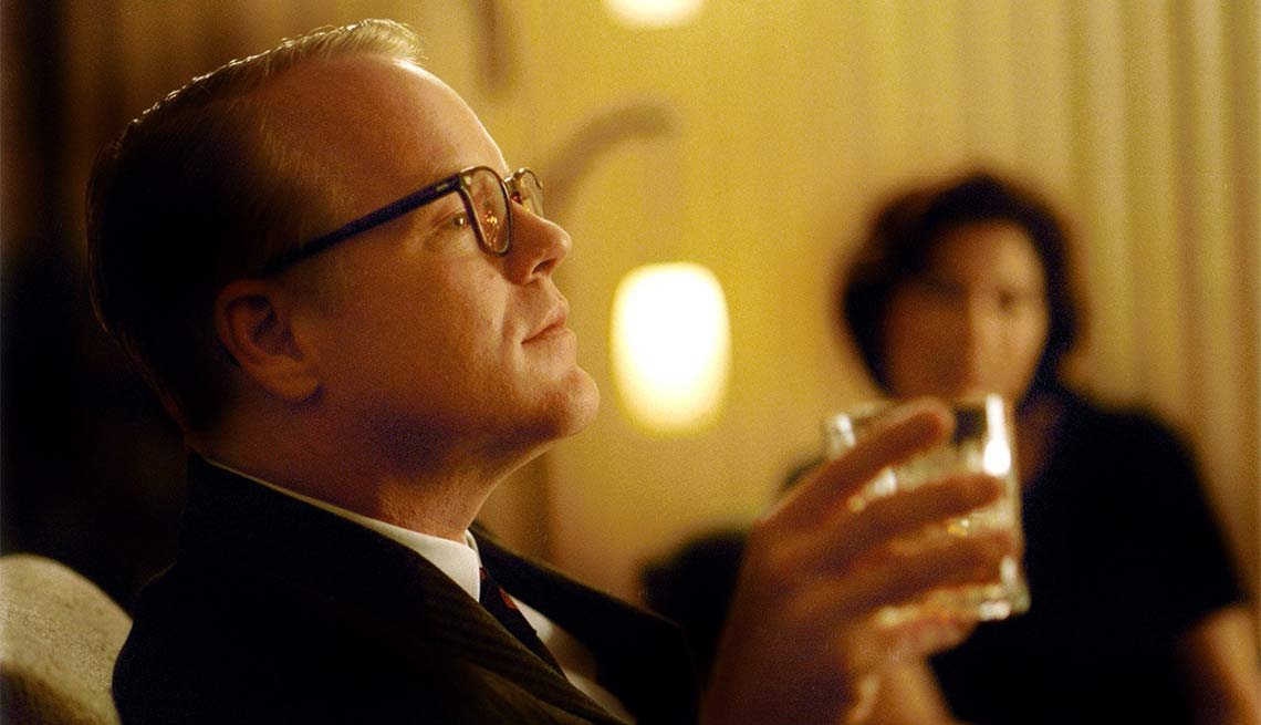 Capote, Philip Seymour Hoffman, 2006