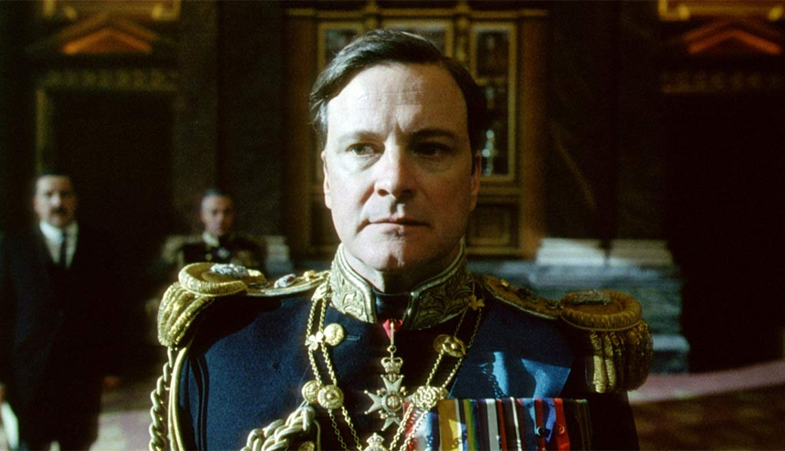 The King's Speech, Colin Firth,