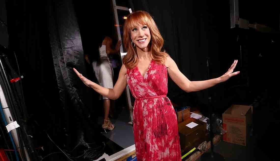 Kathy Griffin Hosts the 2015 Movie For Grownups Awards