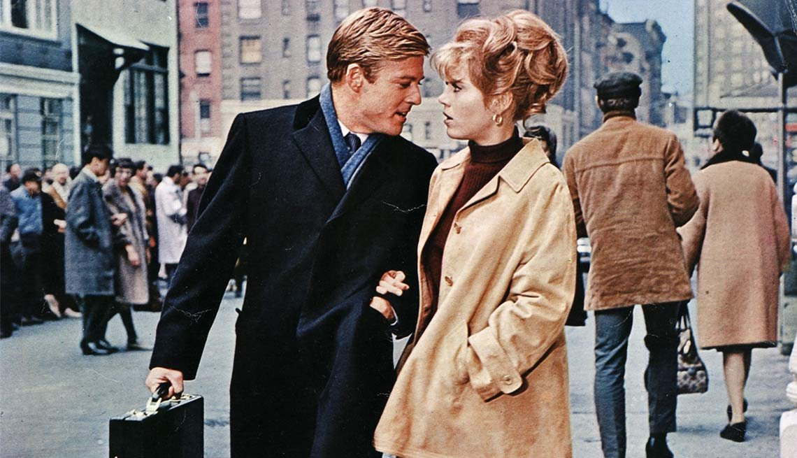 Redford Movies - Barefoot in the Park