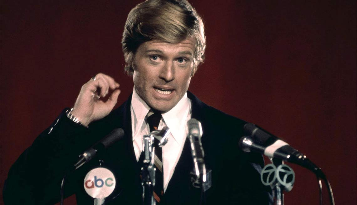Redford Films- The Candidate