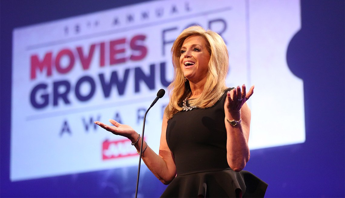 AARP's Movies for Grownups Awards - Joy Mangano