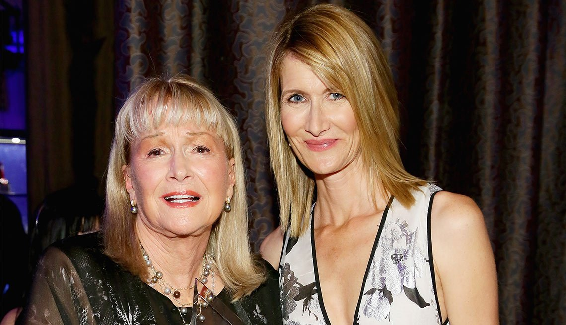 diane ladd laura dern at the 15th annual movies for grownups awards