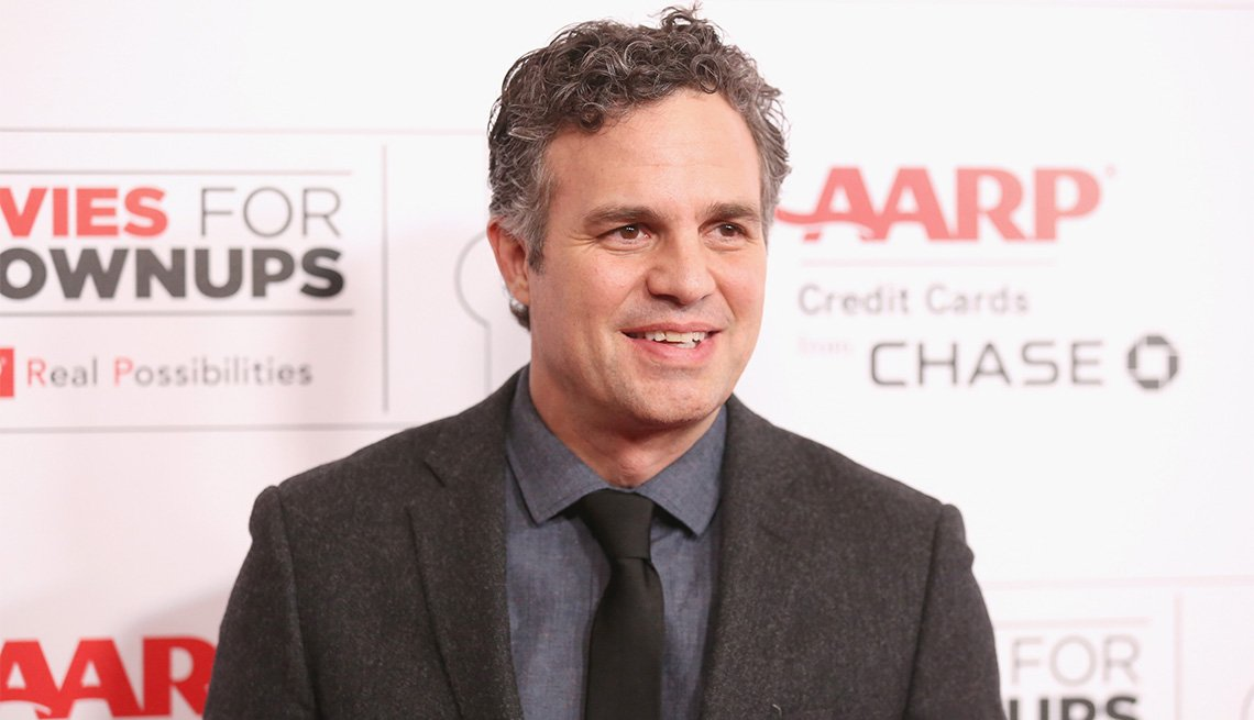Mark Ruffalo at the 15th annual movies for grownups awards