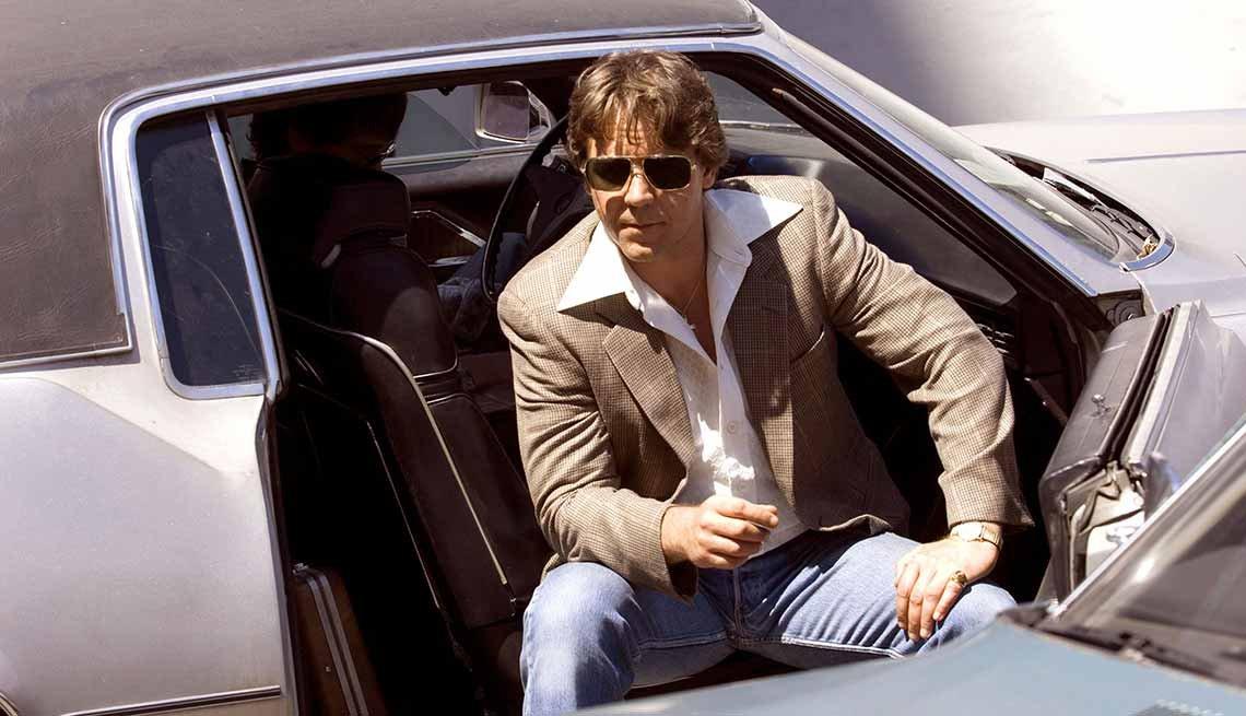 Russell Crowe in 'American Gangster'