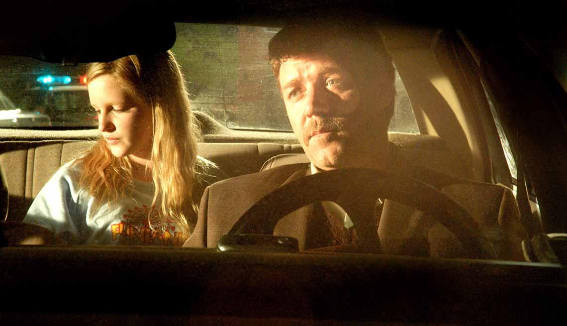 Russell Crowe in 'Tenderness'