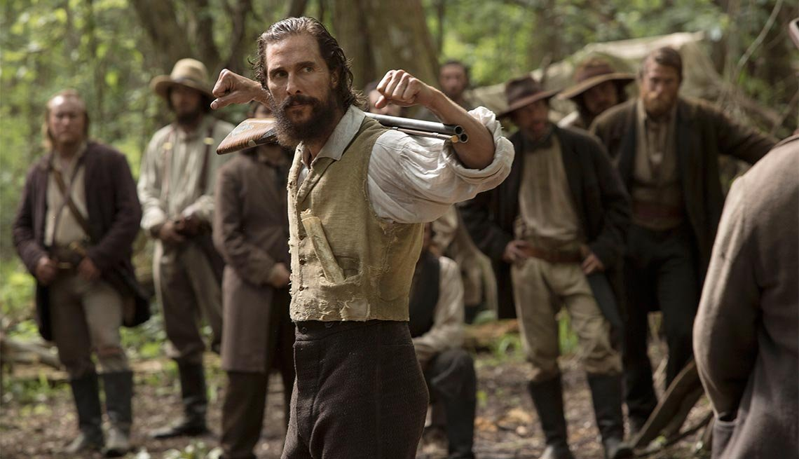 Matthew McConaughey in 'Free State of Jones'