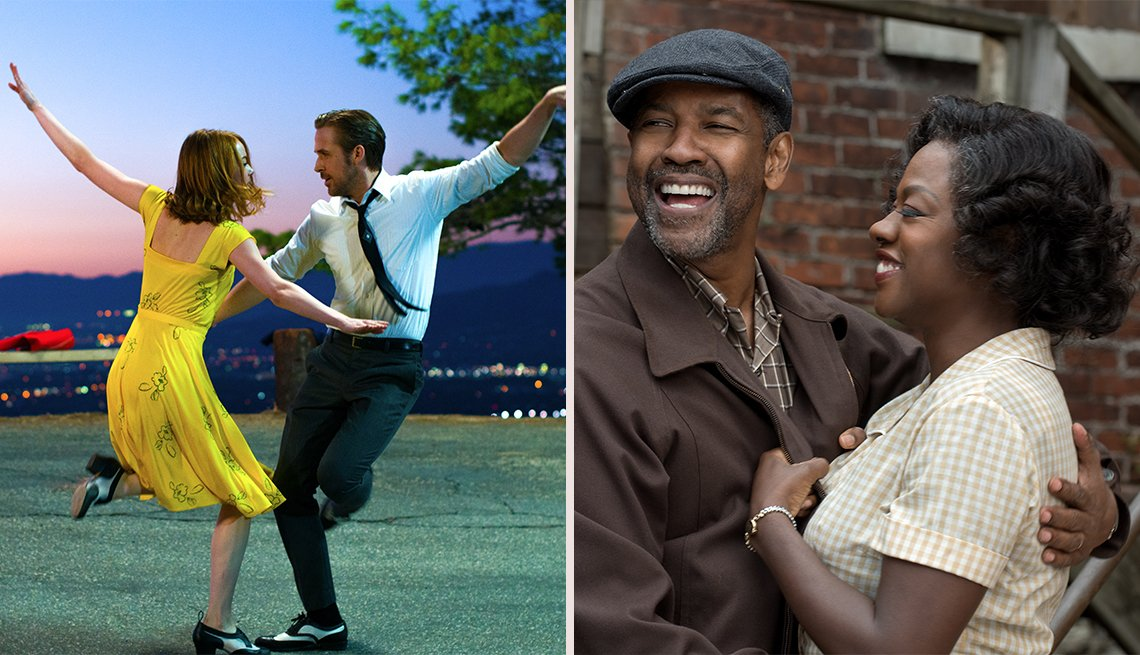 Oscar nominated 'La La Land' and 'Fences'