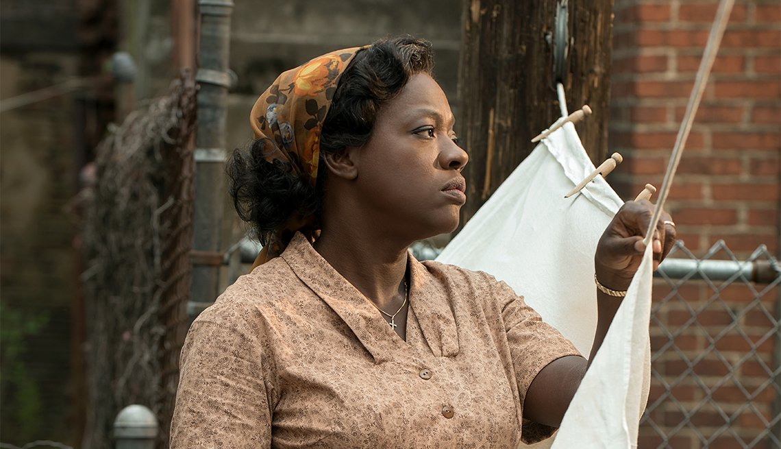 Viola Davis in 'Fences'