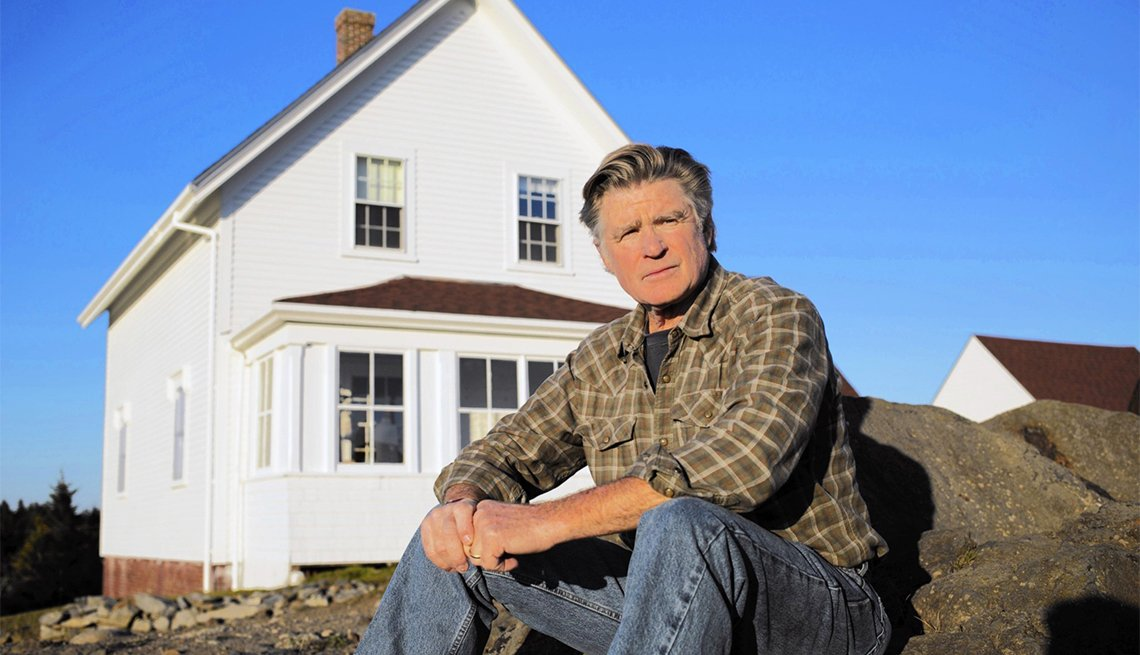 Treat Williams in 'The Congressman'